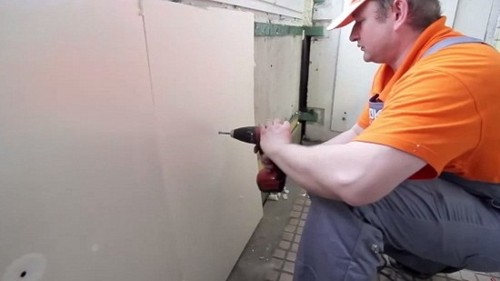 Обшиваем стены гипсокартоном своими руками
