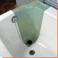 Способы восстановления покрытия ванн