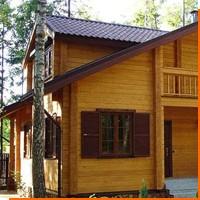 Как защитить деревянный дом от плесени