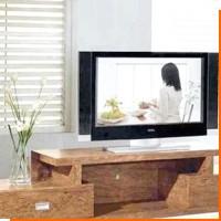 Деревянные тумбочки под телевизор