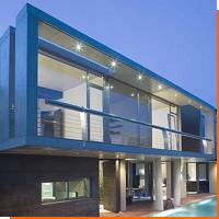 Строительство домов в стиле Hi-Tech