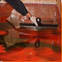 Полиуретановый наливной пол своими руками