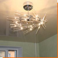 Выбираем подвесной потолок в комнате