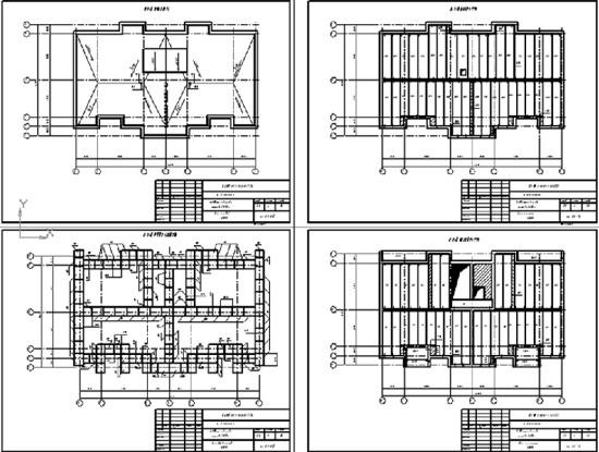 Типовой проект электроснабжения многоквартирного жилого дома