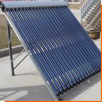 Вакуумный солнечный коллектор для отопления