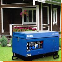 Как выбрать дизельный генератор для дома