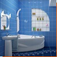 Как сделать ремонт в туалете и ванной?