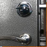 Порошковая окраска металлических дверей
