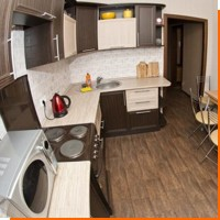 Квартира на сутки в Красноярске недорого