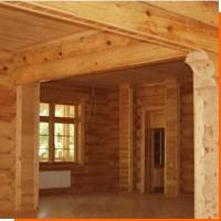 Дом из дерева: новшества и преимущества