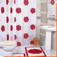 Советы по выбору шторок в ванную