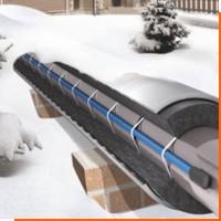 Как защитить трубы от замерзания?