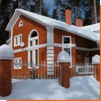Как выбирать дом зимой?