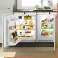 Выбираем встраиваемый холодильник