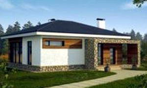 Готовый Проект Дома С Чертежами 69Е